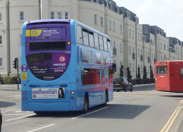 Man assaulted with a hammer on a bus – police are investigating