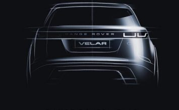 Coventry car maker Jaguar Land Rover reveals new model the Velar