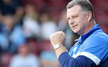 Mark Robins is named as the new manager for Sky Blues
