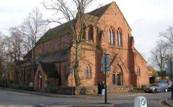Hidden Hans Feibusch church mural restored after 45 years