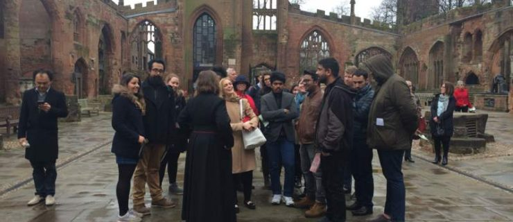Coventry vigil for Westminster terror victims