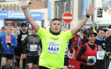 Coventry Half Marathon: deadline for signing up extended