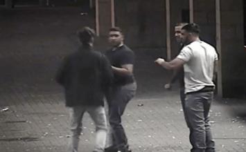 Woman injured in racist attack outside Skydome: CCTV released