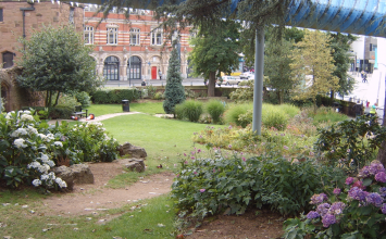 Coventry to share £6m pot to preserve listed buildings and heritage areas