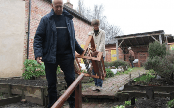 Volunteers wanted for Tudor-themed spring clean in Spon End this weekend