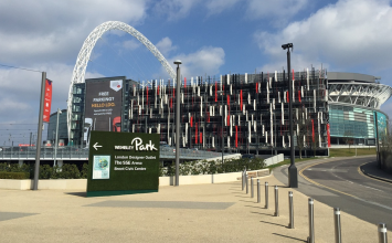 Over 40,000 Sky Blues fans told to behave peacefully at Wembley final