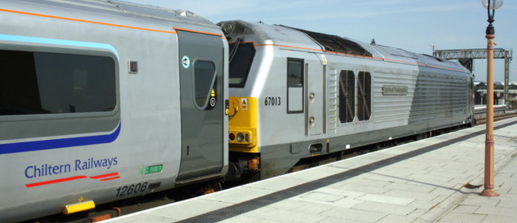 Chiltern lays on extra trains for Sunday's game at Wembley