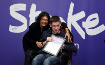 """We're so incredibly proud"": award for 16-year-old Coventry stroke survivor Ben"