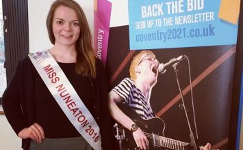 Miss Coventry winner strives to promote women in science