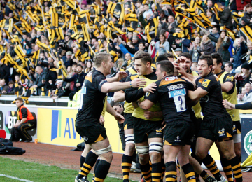 Wasps looking into setting up a Super League club in Coventry