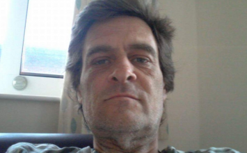 MISSING: Police are searching for Baron, 47, from Holbrooks