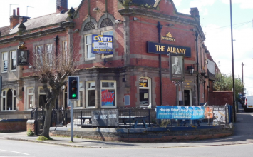 Earlsdon pub The Albany back on the market after closing down