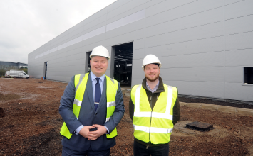 Coventry business couldn't find a HQ – so decides to build its own