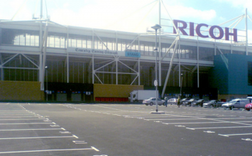 Ricoh Arena ranked as England's worst league football stadium by top magazine