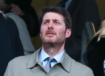 Coventry City chairman apologises for the club's relegation to League Two