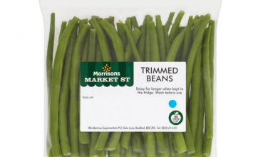 Morrisons recalls beans over risk from pieces of metal