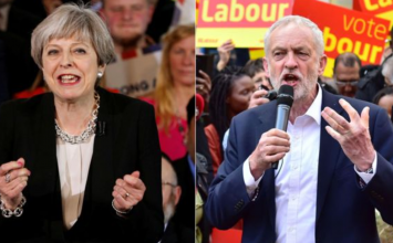 Three weeks to go: Corbyn and May focus on Coventry as they appeal to voters