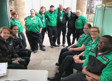 St. John Ambulance is looking for Coventry volunteers