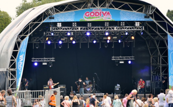 Coventry University announced as official sponsor of Godiva Festival