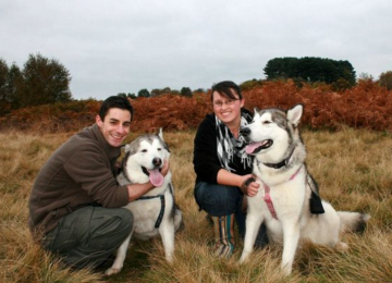 """Reassuring touch"": meet the local doggies helping mental illness sufferers"