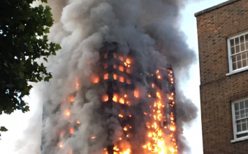 Local fire boss reassures public after Grenfell disaster