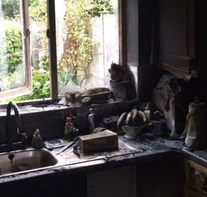 Lucky escape for Kenilworth residents following house fire