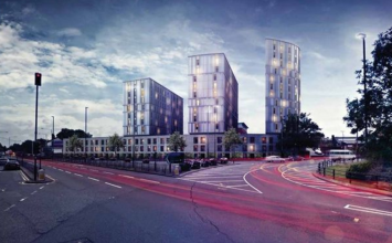 More student flats could be on the way as plans submitted for Paradise Street