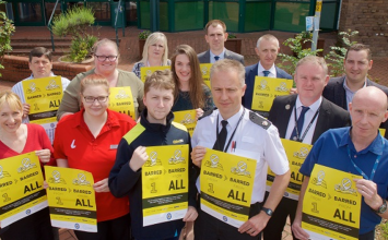 "Police ""Bet Watch"" scheme launched across Coventry betting shops"